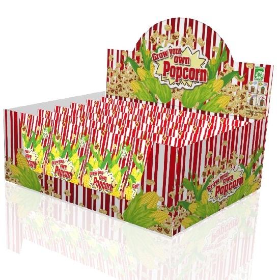 Your Own Popcorn Zea Mays Popcorn Kit